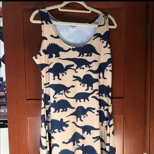 Dinosaur print Dress!!